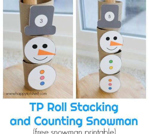 TP roll snowman